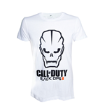 Call of Duty Black Ops III T-Shirt Black Skull