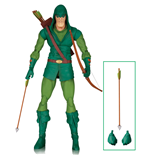 DC Comics Icons Action Figure Green Arrow (The Longbow Hunters) 15 cm
