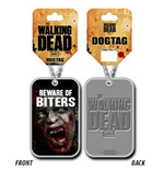 The Walking Dead Dog Tag Necklace 181123