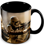 Star Wars Episode VII Mug Stormtrooper Battle