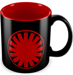 Star Wars Episode VII Mug First Order Symbol