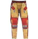 Iron Man Heat Gear Compression Pants