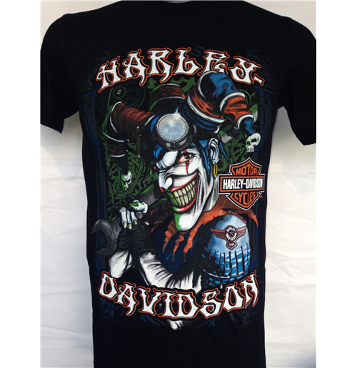 Harley Davidson T-shirt for only $ 33.54 at MerchandisingPlaza US