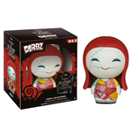 Nightmare Before Christmas Vinyl Sugar Dorbz Vinyl Figure Sally 8 cm