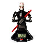 Star Wars Alarm Clock with Sound & Light Up Inquisitor Lightsaber 39 cm *English Version*