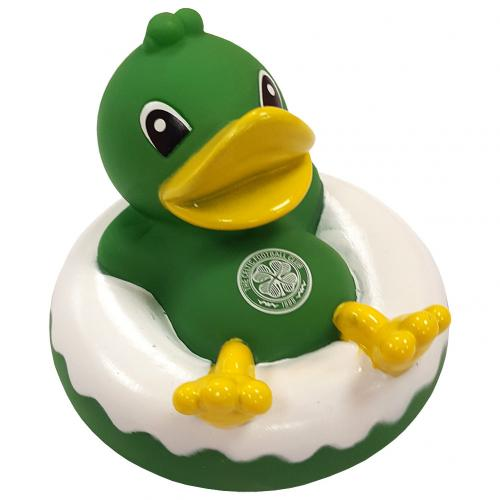 Celtic F.C. Rubber Dinghy Duck