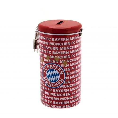F.C. Bayern Munich Money Tin