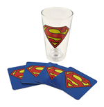 Superman Glassware 181404