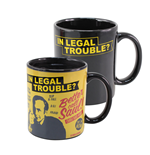 Better Call Saul Heat Change Mug In Legal Trouble