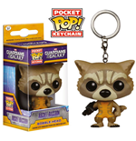 Guardians of the Galaxy Pocket POP! Vinyl Keychain Rocket Raccoon 4 cm