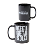 Metal Gear Solid Mug Logo