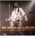 Vynil Bruce Springsteen & E Street Band - Live At My Father's Place In Roslyn  Ny July 31  1973 Wlir Fm