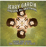 Vynil Jerry Garcia / John Khan / Bill Kruetzmann - Pacific High Studio, San Francisco 06-02-72 (2 Lp)