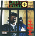 Vynil Public Enemy - It Takes A Nation Of Millions To Hold Us Back