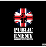 Vynil Public Enemy - Live From Metropolis Studios (2 Lp)