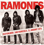 Vynil Ramones - Old Waldorf, San Francisco 31st January 1978