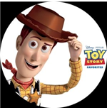 Vynil Songs From Toy Story Favorites (Picture Disc)