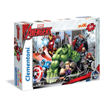 The Avengers Puzzles 182068