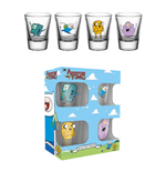 Adventure Time Shots Glass Set - Characters