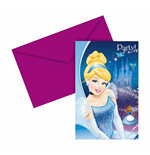 Cinderella Parties Accessories 182342