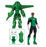 DC Comics Icons Deluxe Action Figure Green Lantern Hal Jordan (Dark Days) 15 cm