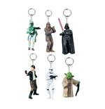 Star Wars Keychains Mystery Eggs Display (24)