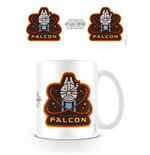 Star Wars Episode VII Mug Millennium Falcon