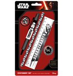 Star Wars Episode VII 5-Piece Stationery Set First Order