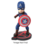 Avengers Age of Ultron Head Knocker Extreme Bobble-Head Captain America 18 cm
