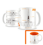 Star Wars Episode VII Mug X-Wing Fighter