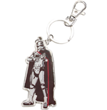Star Wars Episode VII Metal Key Ring Captain Phasma