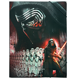Star Wars Episode VII Elastic Band Folder A4 Case (12)