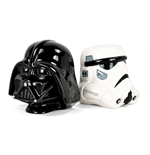 Star Wars Bookends Stormtrooper and Vader 15 cm