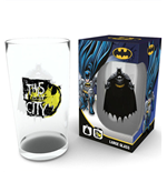 DC Comics Pint Glass Batman City