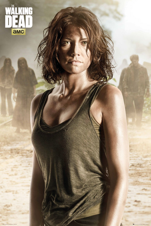 The Walking Dead Maggie Maxi Poster