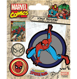 Marvel Comics Vinyl Sticker Pack Spider-Man (10)