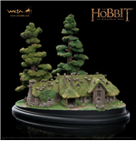 The Hobbit The Desolation of Smaug Statue The House of Beorn 24 cm