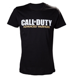Call Of Duty T-shirt Advanced Warfare Logo