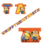Despicable me - Minions Parties Accessories 183426