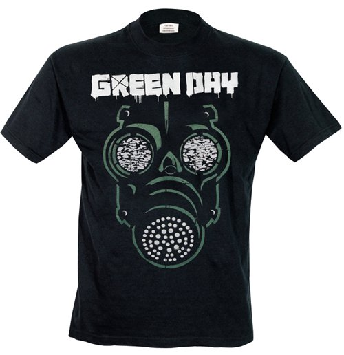 Green Day T-shirt 183667