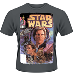 Star Wars T-shirt Comic