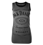 Jack Daniel's Tank Top - Old No 7