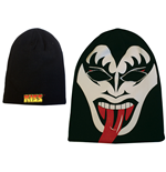 Kiss Beanie - The Demon German Logo