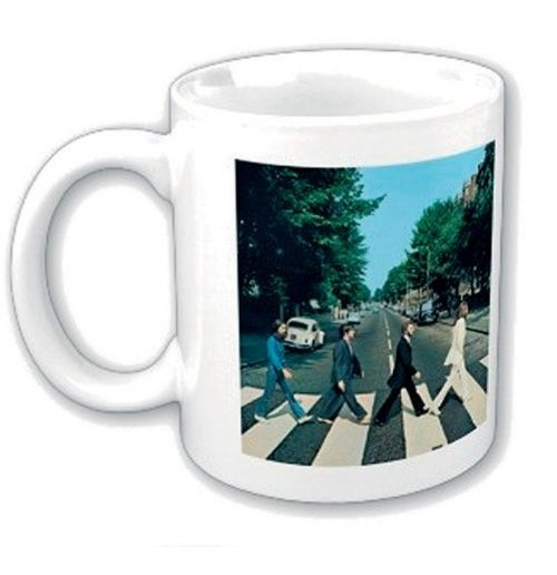 Beatles Mug  - Abbey Road