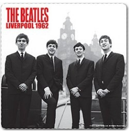 Beatles Coaster - In Liverpool 1962