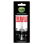 Beatles Magnetic Bookmark - In Liverpool