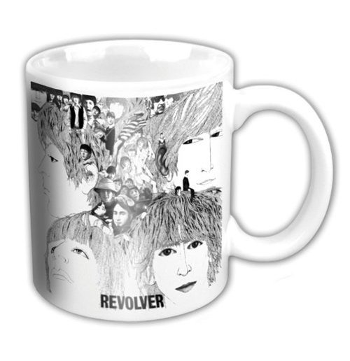 The Beatles Mini Mug - Revolver