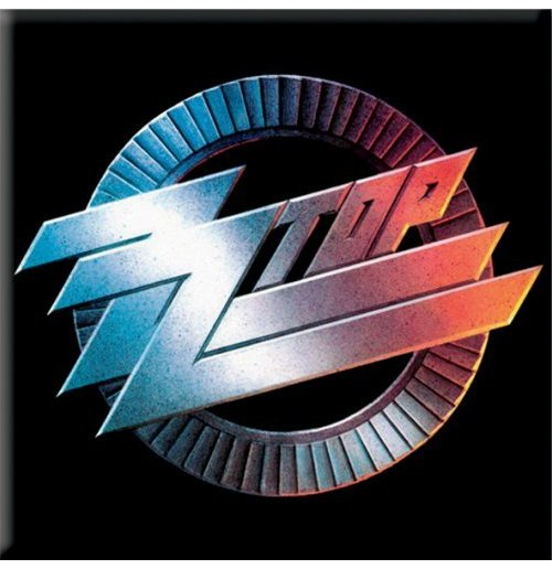 ZZ Top Magnet 184525