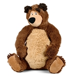 Masha and the Bear Plush Toy 184597