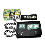 Sex Pistols Wallet - God Save The Queen